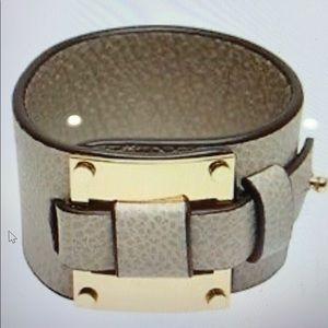 India Hicks Lady P Leather Cuff